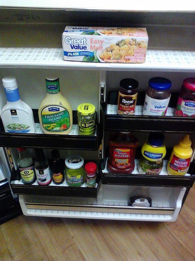 Fridge Shelf Liners Mesmerizing DIY Reusable Refrigerator Shelf Liner Hometalk