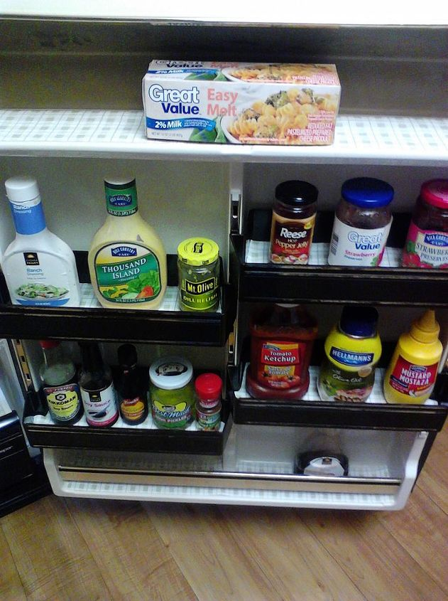 shelf to your own make and dsc fridge one inexpensive easy diy liners clean good