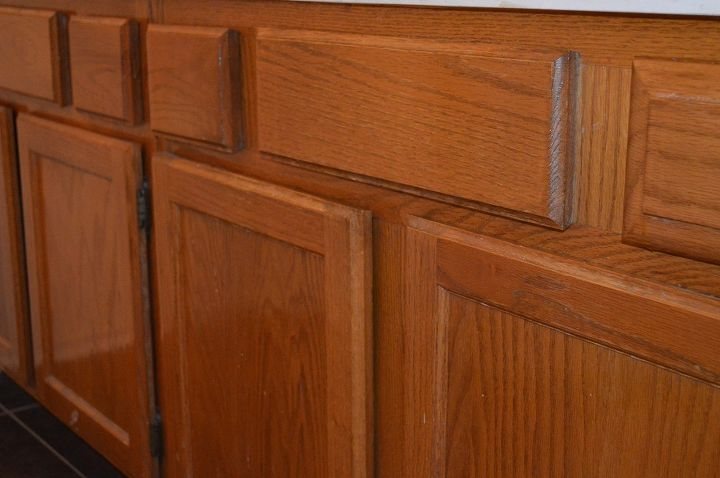 This was the original cabinet color.