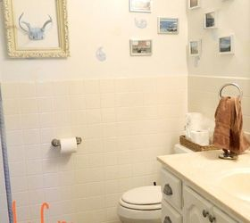 Painting Bathroom Tile, Bathroom, Painting, Tiling, My Bathroom Tile Was In  Good Part 65