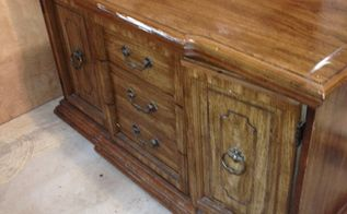 china hutch redo, diy, painted furniture, woodworking projects