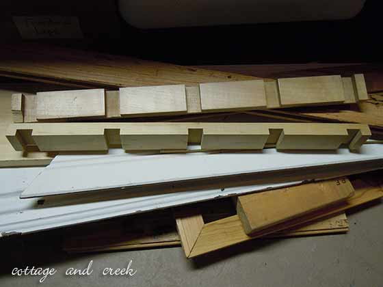 diy utensil drawer organizer, diy, organizing, It pays to see what s languishing in the basement Excess wood from the kitchen pantry did the trick