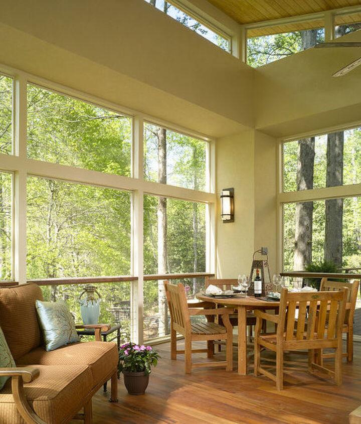 enjoy the view, decks, outdoor living