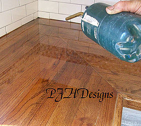 Amazing My Kitchen Remodel Diy Butcher Block Countertops, Countertops, Kitchen  Design, Apply Heat To