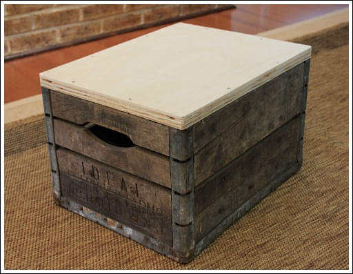 crate to storage a diy regard become home your within ottoman with wood crates