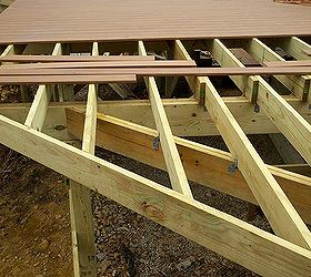 Considering Composite Deck Building Tricks