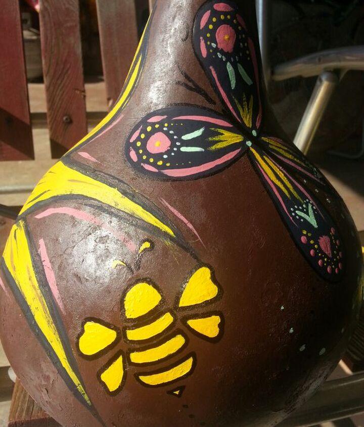 gourds, crafts
