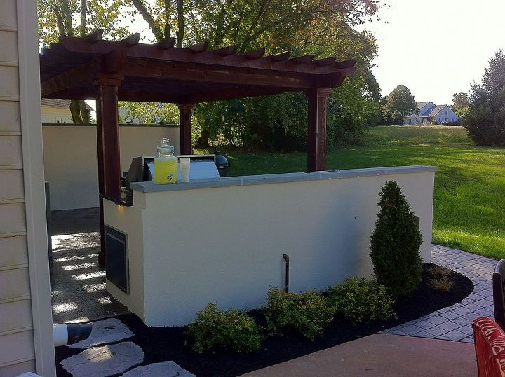 outdoor kitchen renovation lancaster pa, decks, landscape, outdoor living