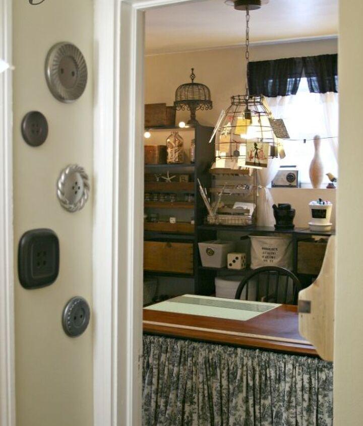 craft room/work space