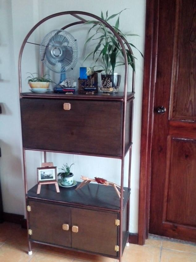 look what my husband did, cleaning tips, crafts, kitchen cabinets, woodworking projects