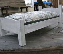 repurposed pet bed, pets animals, After