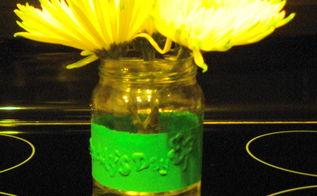 st patrick s day easy make vase, crafts, seasonal holiday decor