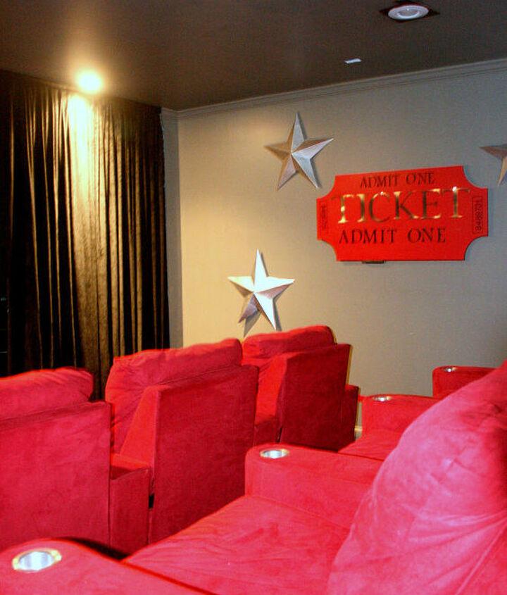 movie room updates, entertainment rec rooms