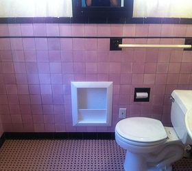 Q Can I Paint Over Bathroom Tile And Have It Look Good, Bathroom Ideas,