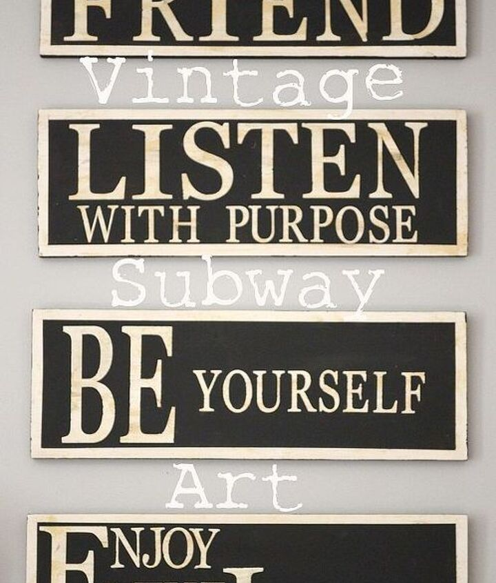 Create these signs for your child's room or any room in your home.