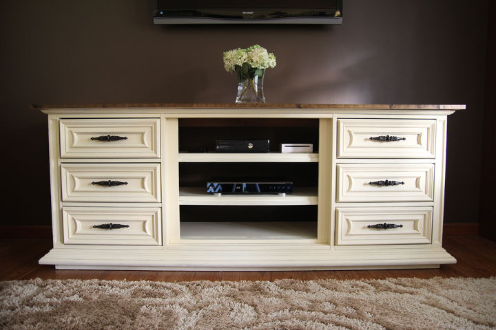 of budget image fabulous home diy entertainment in low by decor dresser center