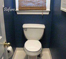 Beadboard Wallpaper, Bathroom Ideas, Doors, Home Decor, Wall Decor, Before