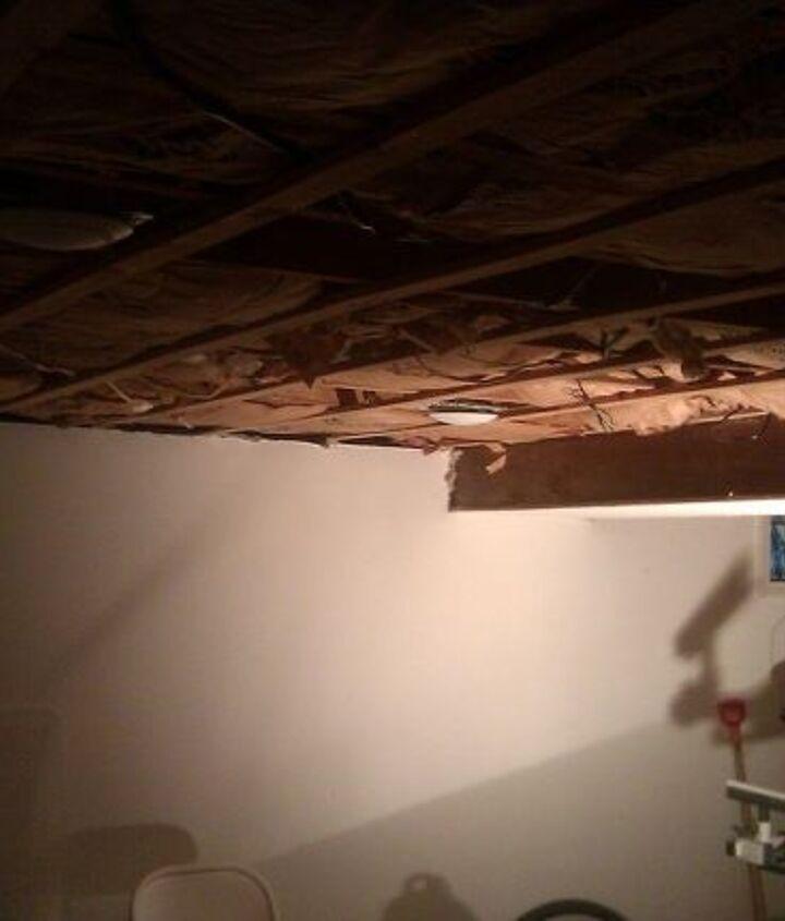 installing recessed lighting, electrical, lighting