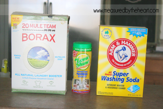 3 simple ingredients are all you need to make your own dishwasher detergent
