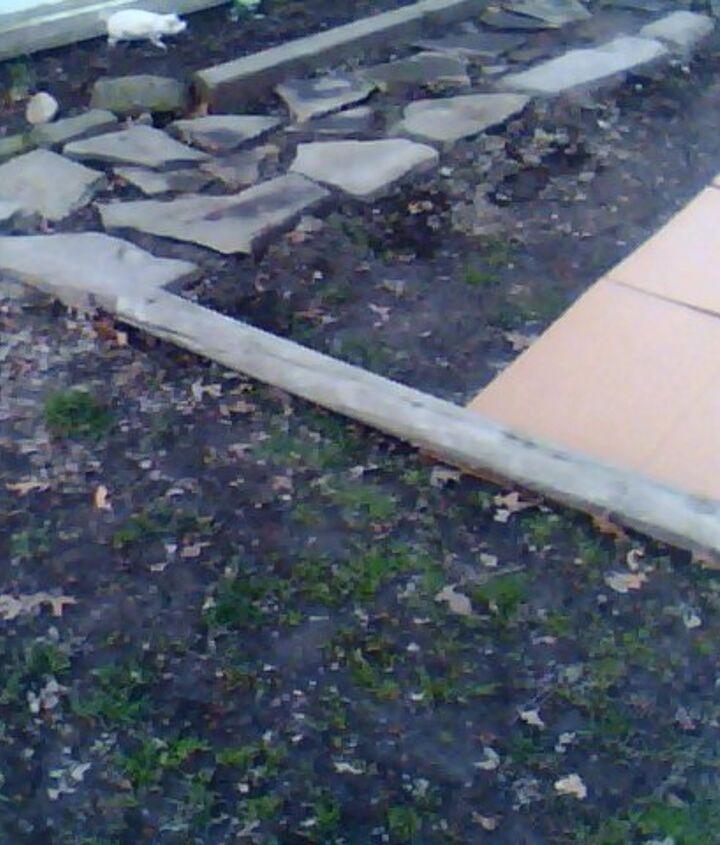 building a raised shade garden, flowers, gardening