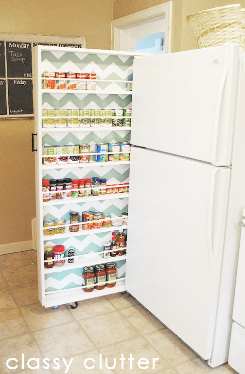 Diy Hidden Storage Canned Food Cabinet Ideas Urban Living Woodworking Projects