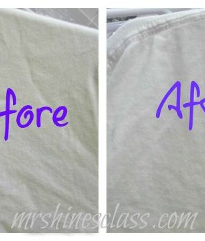 follow this tip for getting your whites white again, cleaning tips