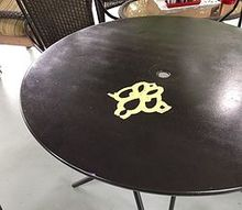need help with latex paint primer on metal, painted furniture