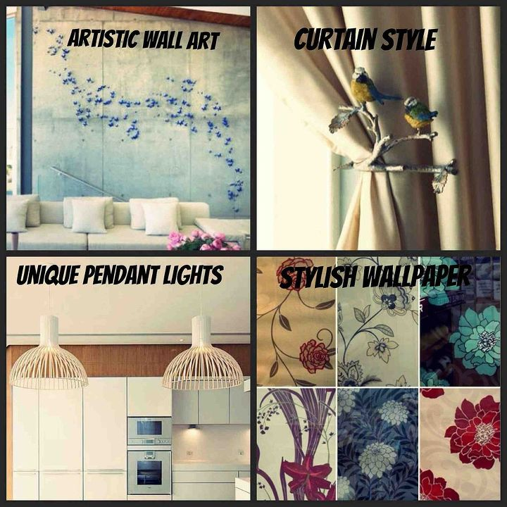 what makes your home stand out, home decor
