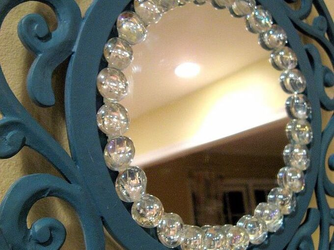 simple inexpensive amp easy diy mirrors, crafts, home decor, painting