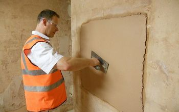 How to Mix and Apply Finishing Plaster