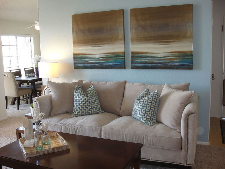 coastal condo with out being too theme, bedroom ideas, dining room ideas, home decor