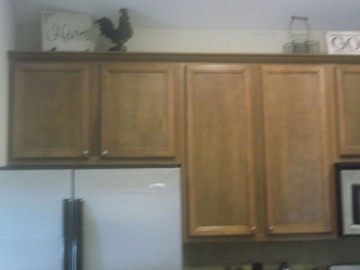q can i replace the panel insert with glass, kitchen cabinets
