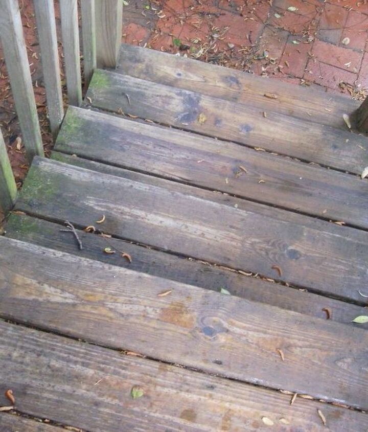 i need to seal my deck but have some questions i was told a while, decks