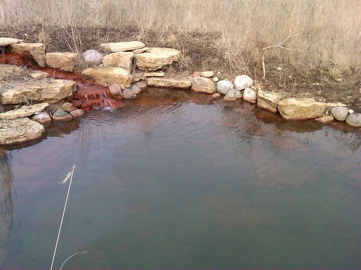 These are special ponds designed to be breeding ponds for the endangered Heinz Emerald Dragonflies located in Lemont, IL. This project was featured on Modern Marvels 355 Extension Project. Built by Ponds Inc. www.ponds-inc.com