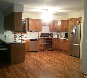 Q I Hate My Ugly Spindles Under My Cabinets Do You Have Any Ideas, Kitchen  Cabinets