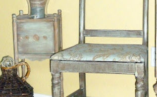 refinishing furniture with chalk paint, chalk paint, painted furniture, After