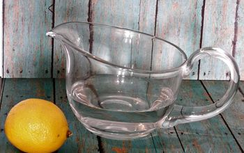 Use Vinegar as a Household Deodorizer