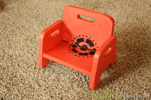 Do it yourself baby chair hometalk do it yourself baby chair painted furniture woodworking projects do it yourself baby solutioingenieria Image collections