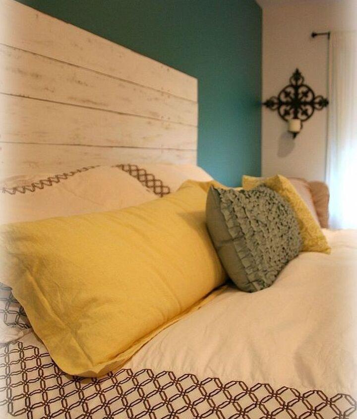 repurposed wood headboard, home decor, repurposing upcycling, shabby chic
