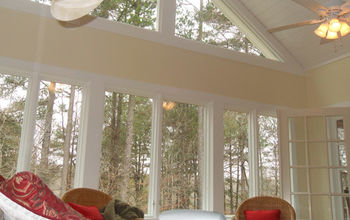 sunroom renovations and improvements, home decor, windows, Sunroom