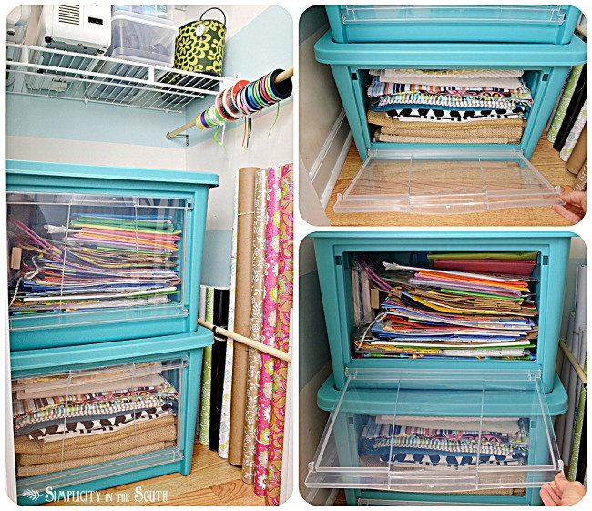 Getting My Craft Closet Organized Part One Small Home Big Ideas Rooms