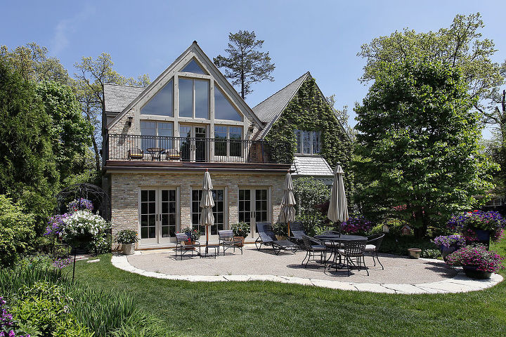 This second-floor conservatory addition is just one piece of a beautiful remodel by Elmshire Builders, Highland Park, Ill. Learn more at http://elmshire.com