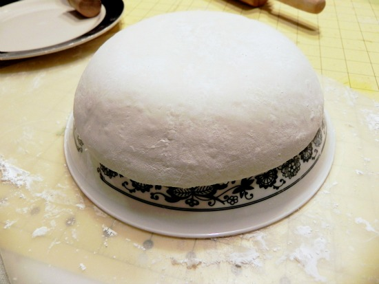 I used an oven safe bowl as my form.  http://www.madincrafts.com/2013/02/diy-stamped-clay-dish.html