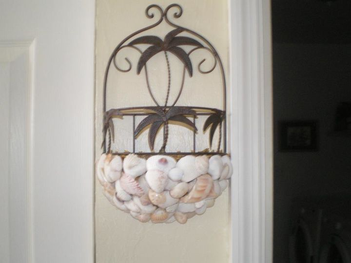 just a few crafts i did with shell seas, crafts