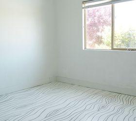 How To Paint Concrete Fabulous Faux Bois Floors Full Tutorial, Flooring,  Hardwood Floors,