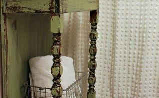 vintage style bathroom, bathroom ideas, home decor