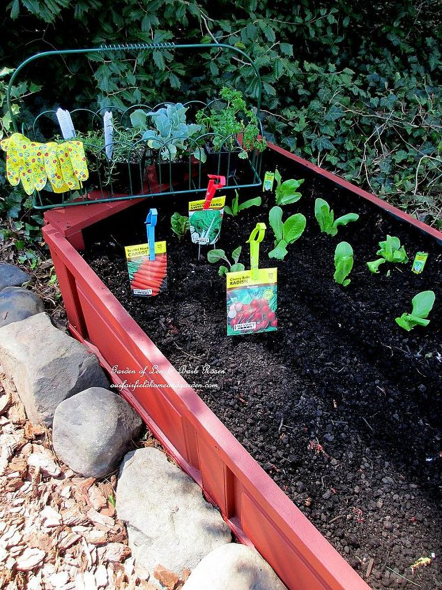 Something for Nothing! Build Raised Planting Beds for Free! | Hometalk