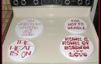 valentine stove burner covers, seasonal holiday d cor, valentines day ideas