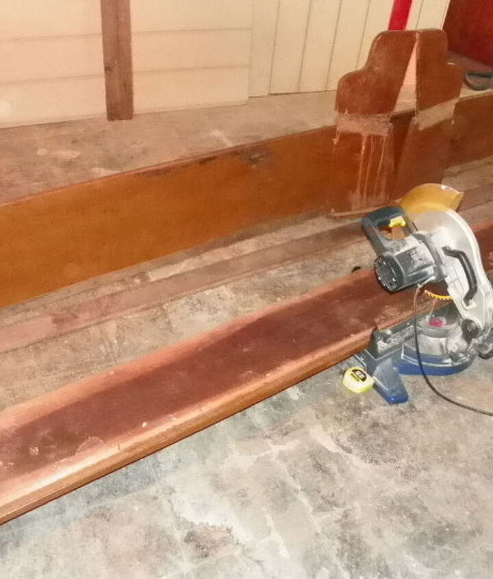 Started with A pew too long to do anything with