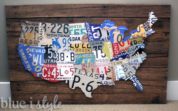 How to Save $3760 on a License Plate Map!